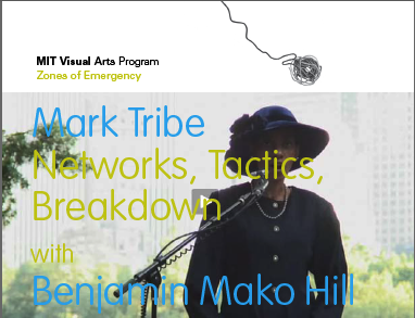Mark Tribe with Benjamin Mako Hill